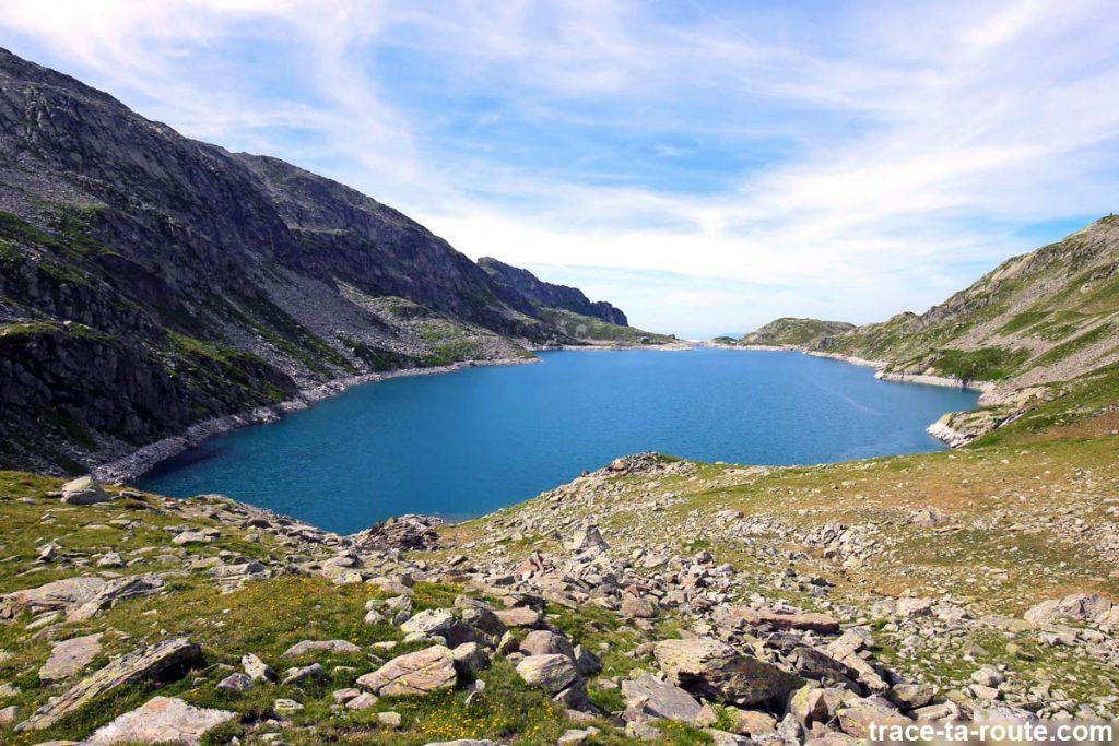 Le Lac Cottepens - Lacs des 7 Laux Belledonne