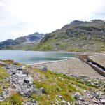 Barrage du Lac du Coc - Lacs des 7 Laux Belledonne