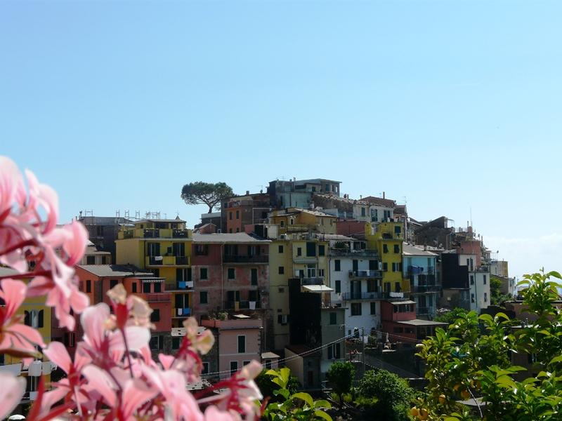 Corniglia dans les 5 Terre - Trace ta route