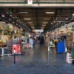 Allée de Mercabarna, marché de Barcelone