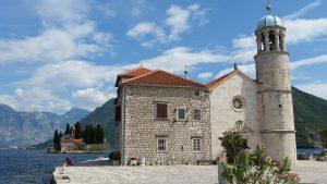 Notre Dame du Recif - Montenegro - bouches de Kotor