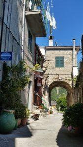 Rue Corniglia - CInque Terra - blog voyages