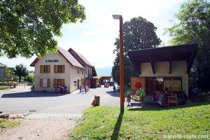 Le funiculaire de Saint-Hilaire-du-Touvet
