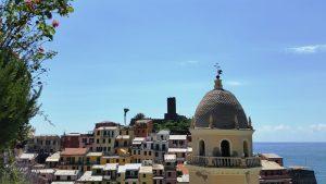 Vernazza - Cinque Terre en Italie du nord - Trace ta route