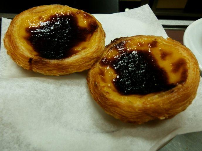 visiter lisbonne : pasteis de nata - pasteis de belem, succulents