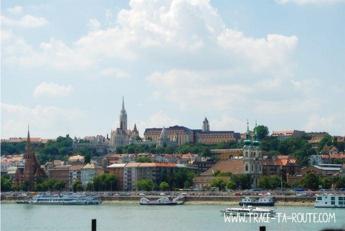 Rives du Danube à Budapest - Blog Voyage Trace Ta Route