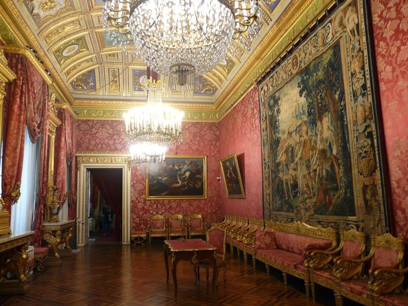 Gênes - Palais Rolli classé à L'unesco - blog voyages Trace ta route