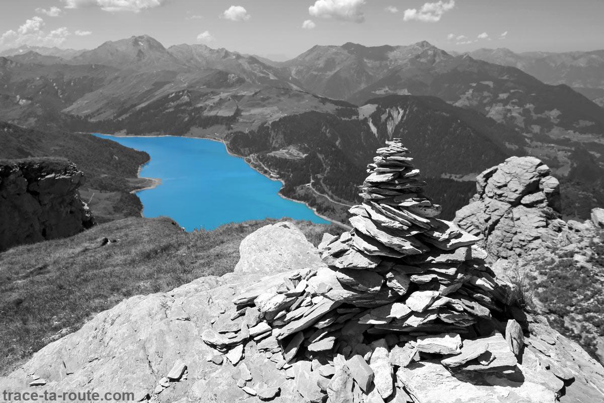 Via Ferrata Lac de Roselend Beaufortain