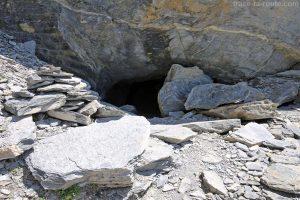 Tunnel Via Ferrata Roselend Roc du Vent