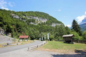 Via ferrata du Mont Sixt-Fer-à-Cheval