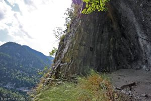Via ferrata du Mont à Sixt-Fer-à-Cheval - Barme à Corbés