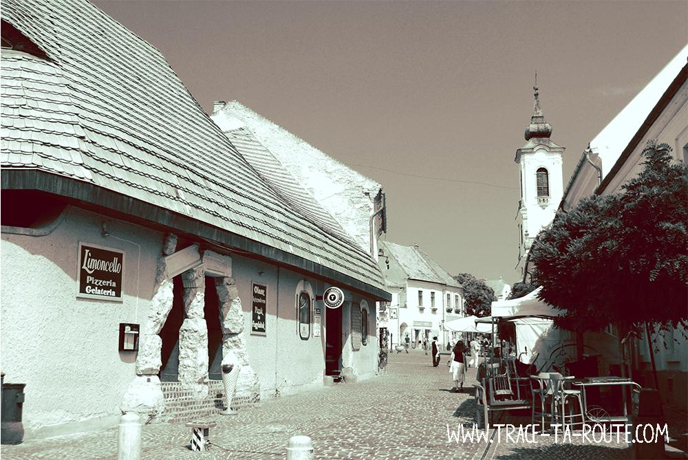 Ruelle à Szentendre à Budapest