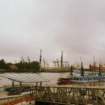 Hambourg port - blog voyages