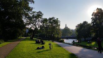 Parc Hambourg - blog voyages