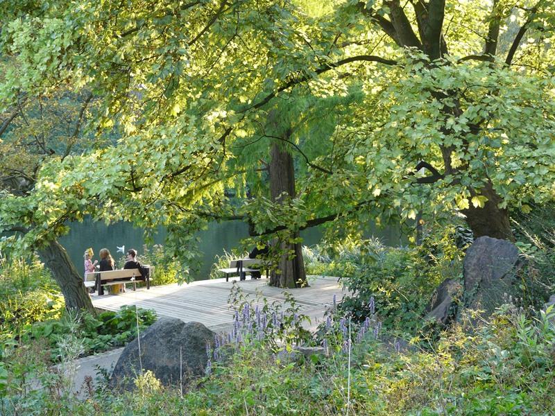 Parc et jardins Hambourg