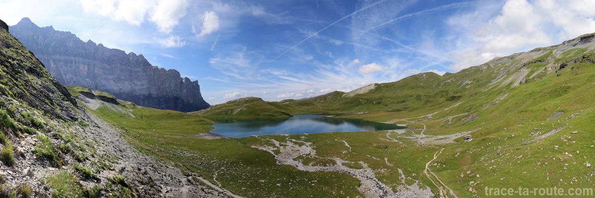 Le Lac d'Anterne