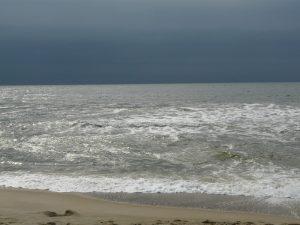 lumière mer du Nord Allemagne