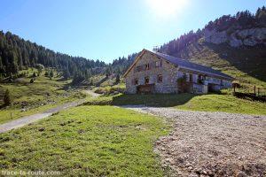 Le Chalet de l'Anglettaz au Parmelan - Aviernoz