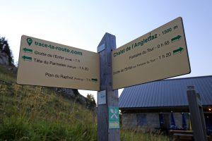 Itinéraires de randonnée depuis le Chalet de l'Anglettaz - Parmelan - Aviernoz