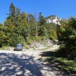 Parking Les Taillées du Sautets au Parmelan - Aviernoz
