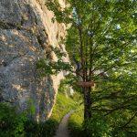Sentier de randonnée au Parmelan - Traversée Petit Montoir -> Grand Montoir