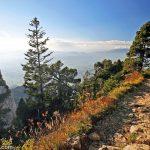 Le Grand Montoir sentier randonnée Parmelan