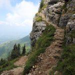 Sentier Le Grand Montoir Parmelan randonnée