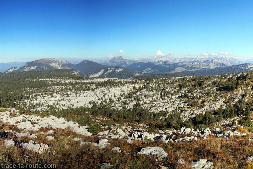 Le Plateau du Parmelan (Lapiaz)