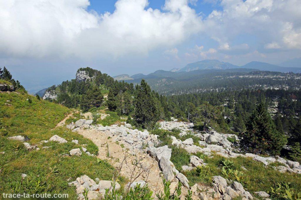 Le Grand Montoir et le Plateau du Parmelan
