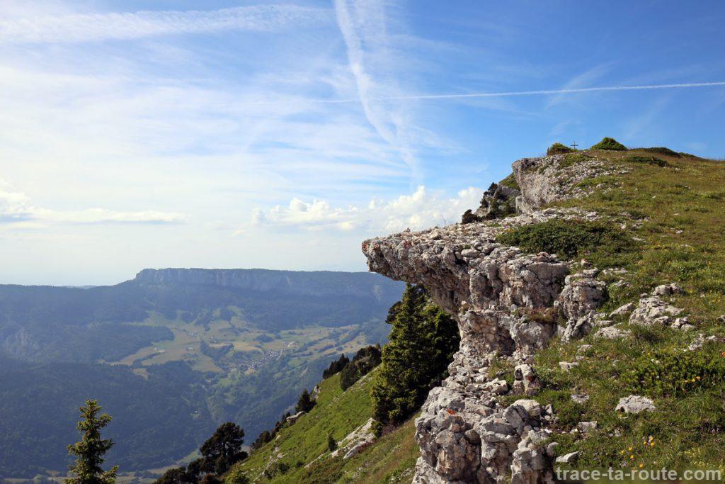 Le Sommet du Pinet, en Chartreuse