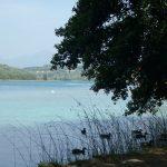 Lac de l'arrière-pays Catalan