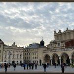 Marché aux draps de Cracovie