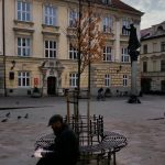 place de Cracovie - blog voyage Trace Ta Route