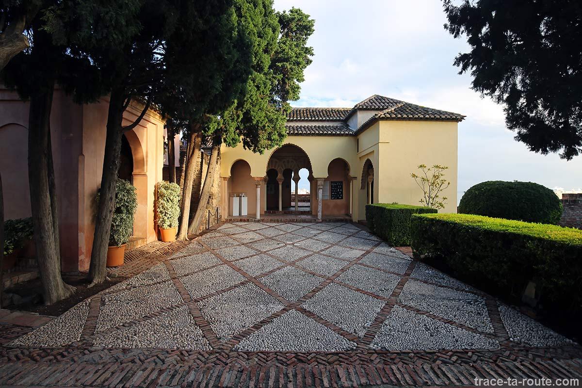 Alcazaba, palais de Malaga