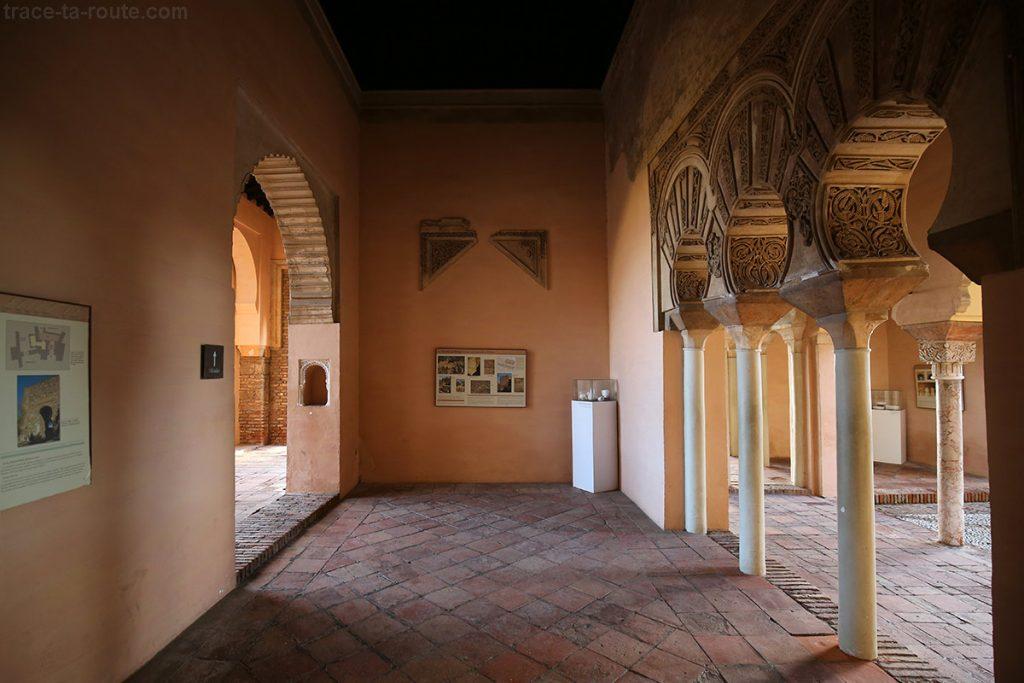 Alcazaba, palais arabe de Malaga