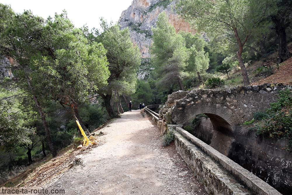 Sentier du Caminito del Rey - Ardales, Malaga, Andalousie, Espagne