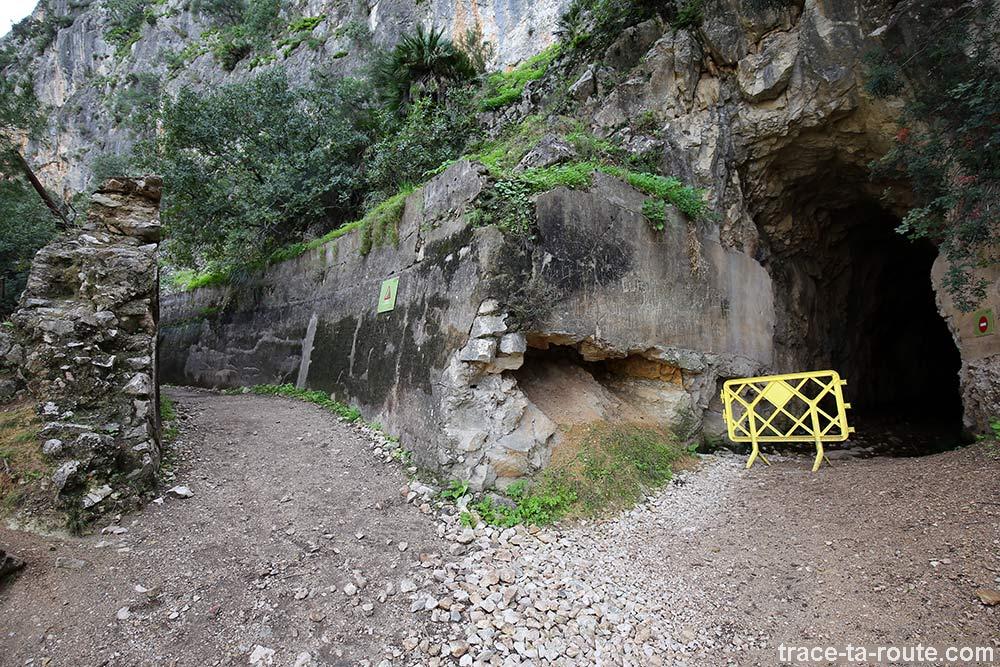 Itinéraire du Caminito del Rey - Ardales, Malaga, Andalousie, Espagne