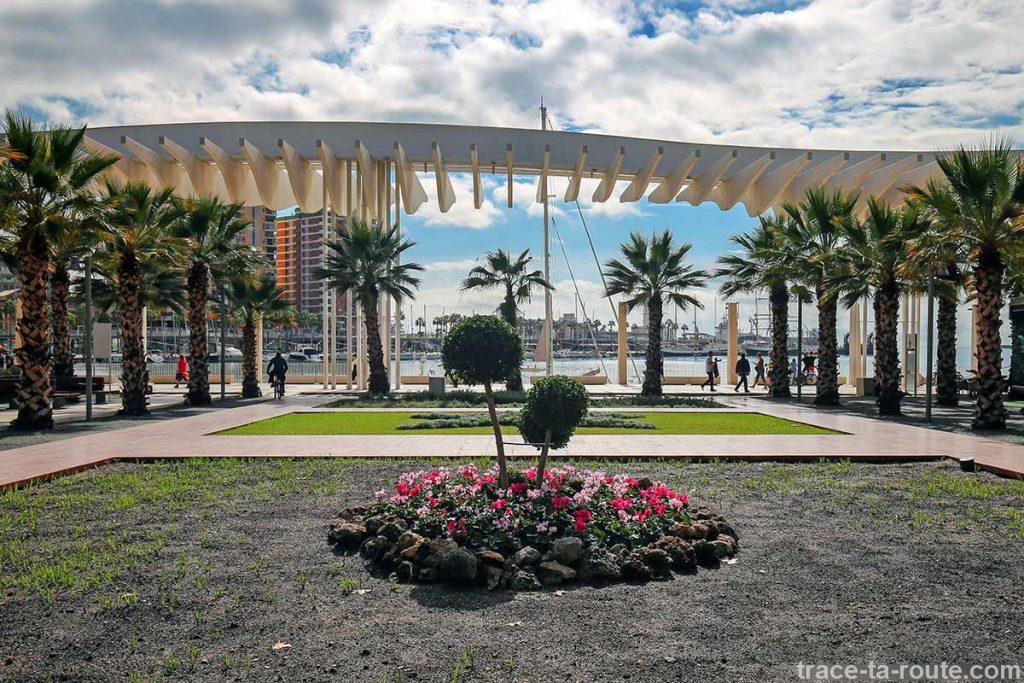 MuelleUno, Port de Malaga