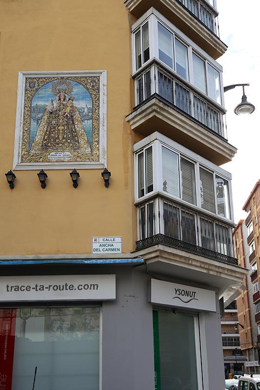 Nuestra Señora del Carmen - Calle Ancha del Carmen, Málaga