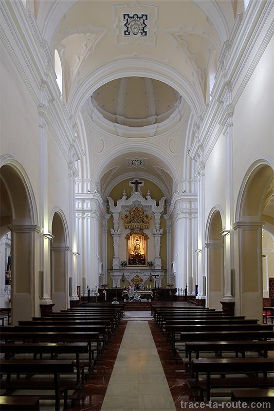 Parroquia Nuestra Señora del Carmen, Málaga