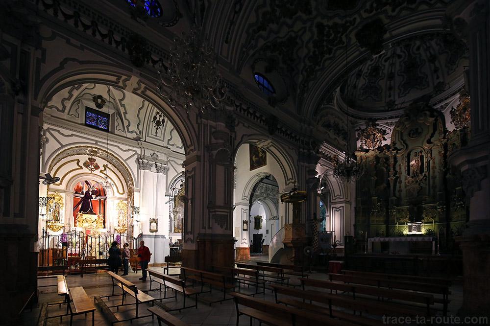 Iglesia de Santiago Apóstol, Málaga