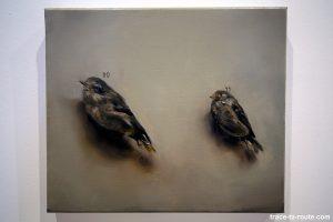 """""""10 and 11"""" (2006) Michaël BORREMANS - Exposition """"fixture"""" au Centre d'Art Contemporain CAC Malaga"""