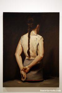 """""""Automat (I)"""" (2008) Michaël BORREMANS - Exposition """"fixture"""" au Centre d'Art Contemporain CAC Malaga"""