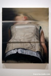 """""""The case"""" (2009) Michaël BORREMANS - Exposition """"fixture"""" au Centre d'Art Contemporain CAC Malaga"""