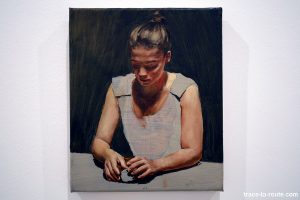 """The egg III"" (2012) Michaël BORREMANS - Exposition ""fixture"" au Centre d'Art Contemporain CAC Malaga"