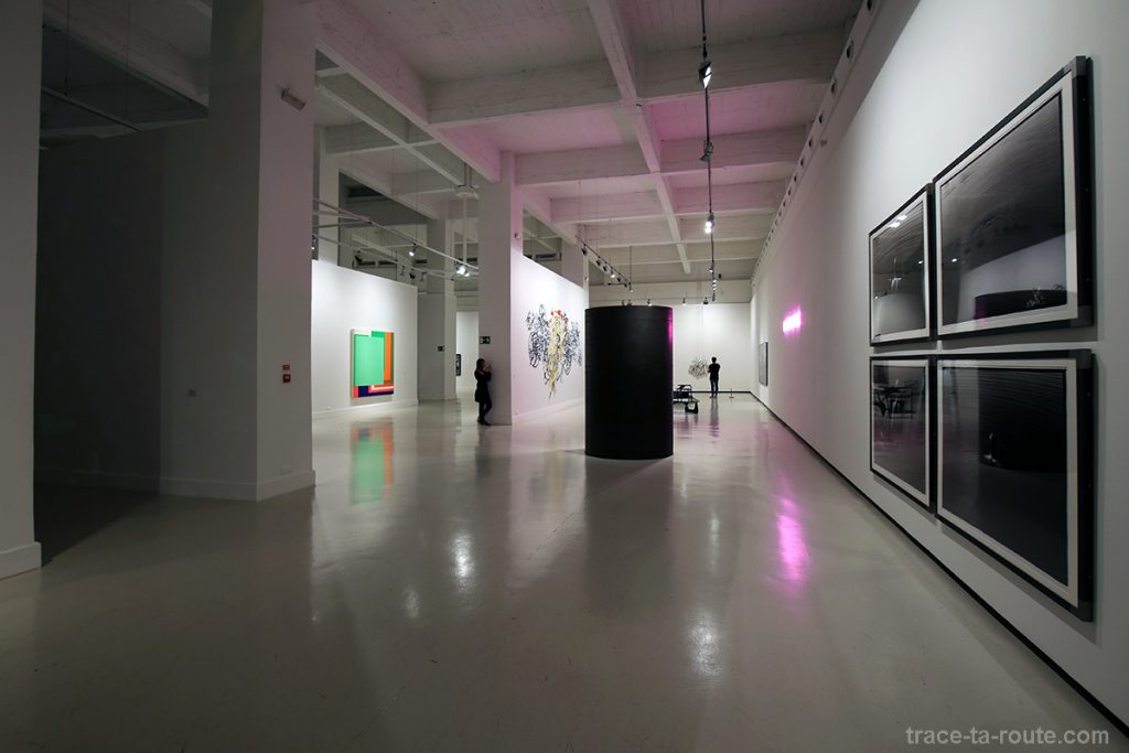 Collection permanente du Centre d'Art Contemporain CAC Malaga