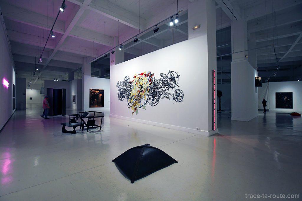 Collection permanente du Centre d'Art Contemporain CAC Malaga