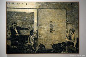 Gone - Lot 156 (2006) Jose Maria CANO - Collection permanente du Centre d'Art Contemporain CAC Malaga