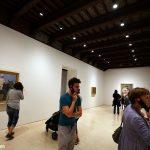 Salle d'exposition l'intérieur du Musée Picasso, Malaga