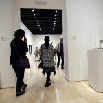 Salles d'exposition l'intérieur du Musée Picasso, Malaga